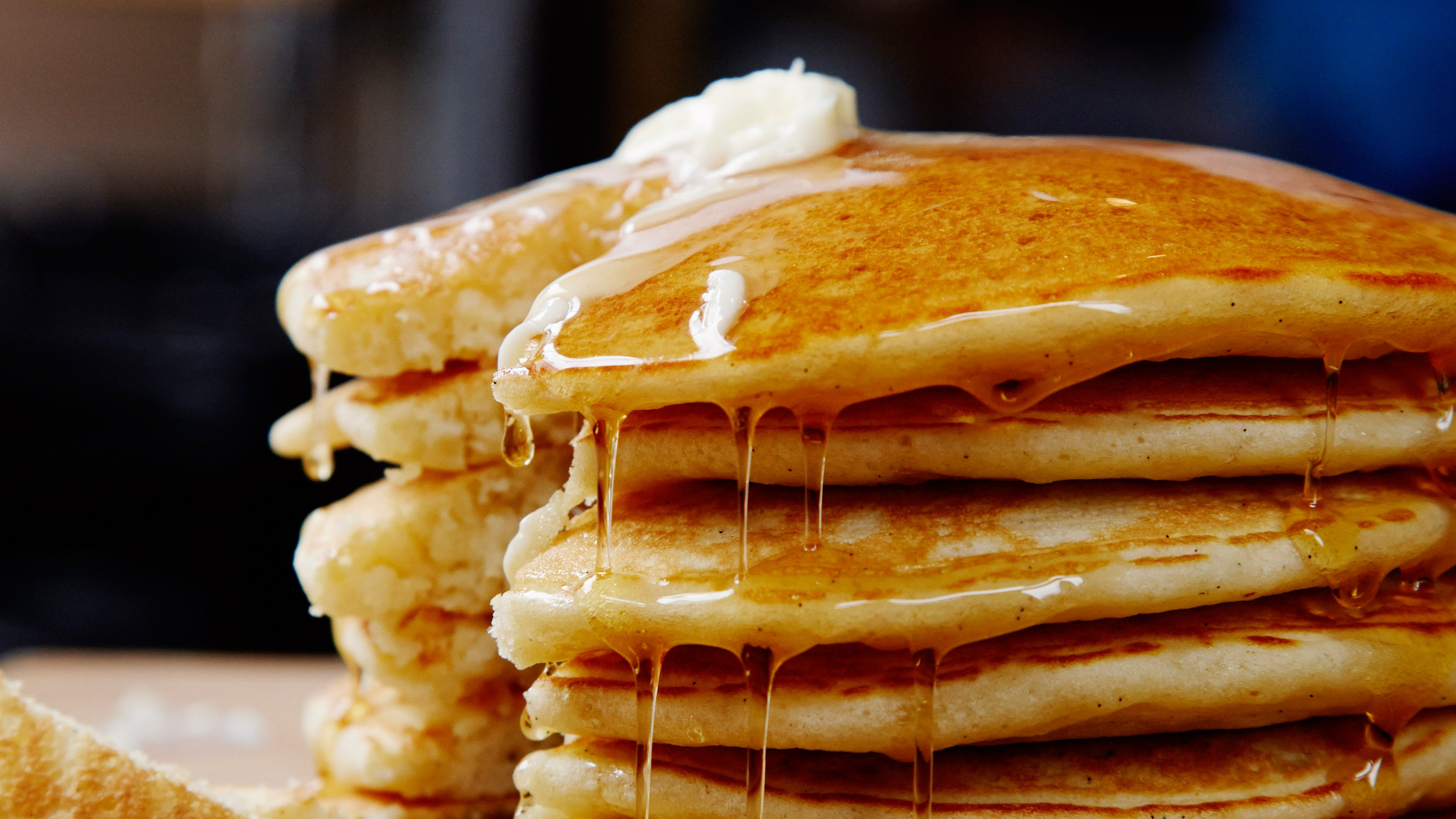 Pancakes with holes: cooking recipes 78
