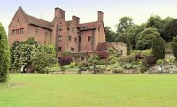 Churchill's Secret: Filming at Chartwell