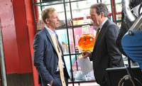 Inspector Lewis star Kevin Whately on Hathaway and Morse