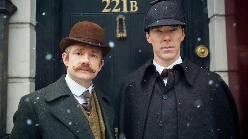 Sherlock Special Trivia Quiz
