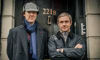 Sherlock Returns!