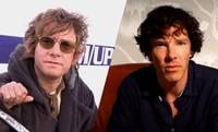 Sherlock's Martin Freeman & Benedict Cumberbatch; Comic-Con