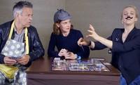 Sherlock, Season 4: Cast Comic-Con 2016 Skit
