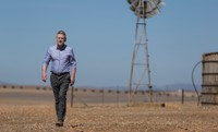 Wallander, Final Season: Kurt in South Africa