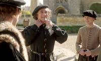 Wolf Hall: On Set