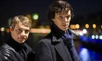 Sherlock, Season 1: The Blind Banker (Ep. 2)