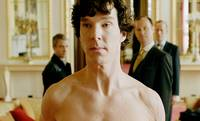Sherlock Season 2: A Scene from A Scandal in Belgravia