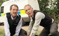 Inspector Lewis: A Scene from Generation of Vipers