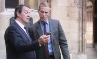 Inspector Lewis: A Scene from The Indelible Stain