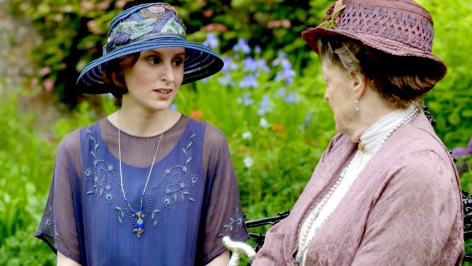 _Downton Abbey_'s Cast and Creators on Episode 7