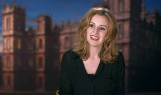 Lady Edith in Season 4