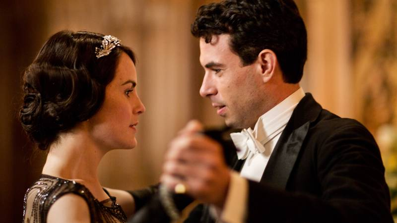 Which Downton Abbey Bachelor is Right for You?