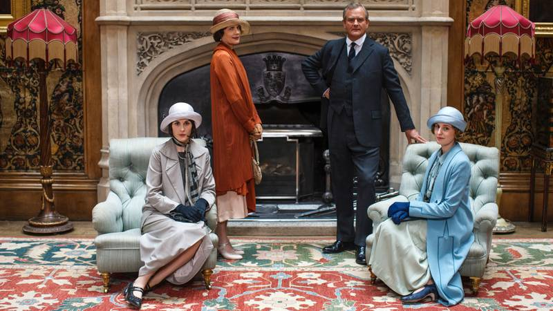 Which Upstairs Downton Abbey Character Are You?