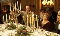 Downton Abbey: Behind-the-Scenes of Dining at Downton