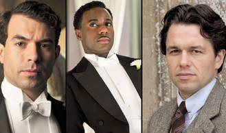 The Hunks of _Downton Abbey_ Season 4?