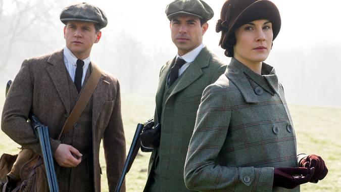 Downton Abbey 5: Mary Bringing Sassy Back