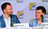 Comic-Con Panel with the Creators of Sherlock