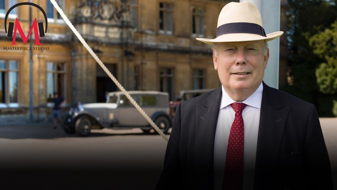 A Farewell to Downton Abbey with Julian Fellowes