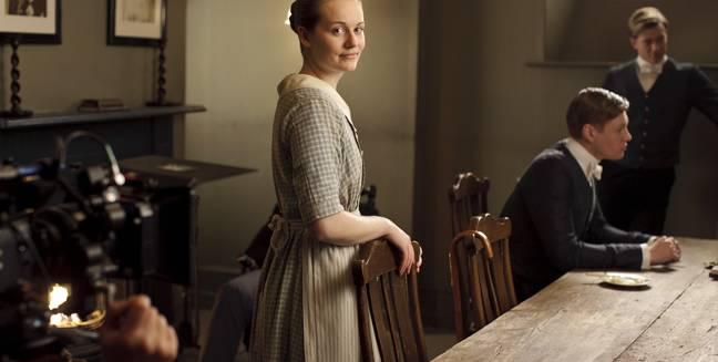 Ivy Stuart | Character Hub | Season 4 | Downton Abbey ...