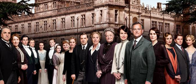 do you live in a Downton Abbey