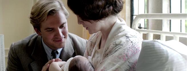 Matthew, Mary and baby