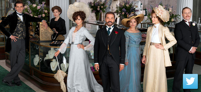 Mr. Selfridge cast members