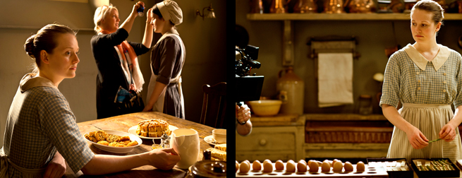 Downton Abbey's Kitchen Maid