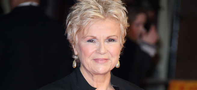Julie Walters, star of Indian Summers