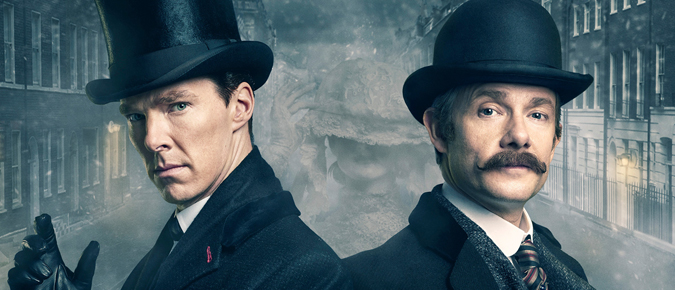 MASTERPIECE and PBS Announce New Sherlock Special to Premiere on January 1, 2016