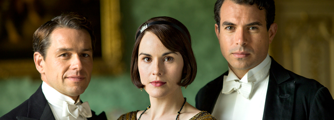 Lady Mary: Sex or Love?