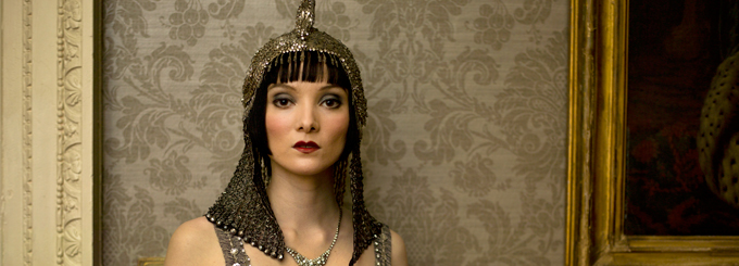 Secrets from the Downton Abbey Catwalk
