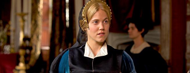 Charity Wakefield as Mary Boleyn