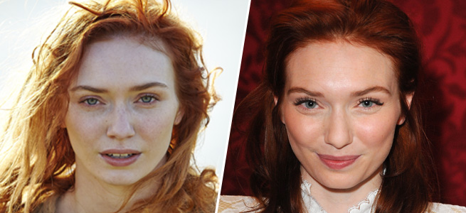 eleanor tomlinson hot