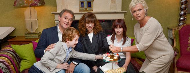 The cast of Paddington