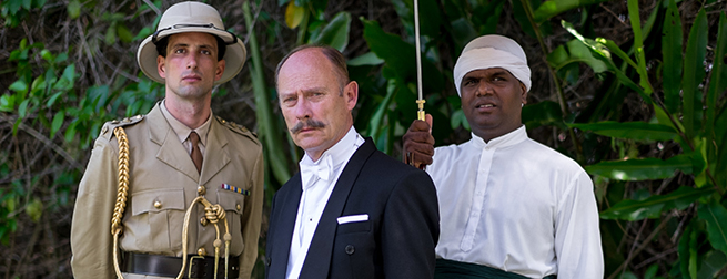 The Viceroy (Patrick Malahide)