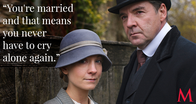 Downton Abbey, Season 6: Best Quotes from Episode 2 | 2 ...