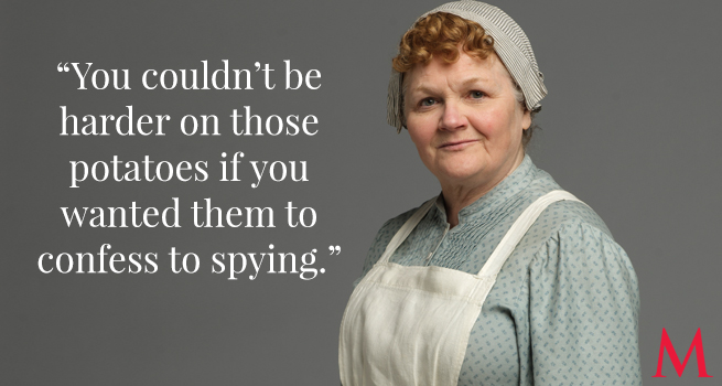 Downton Abbey, Season 6: Best Quotes from Episode 4 | 4 ...