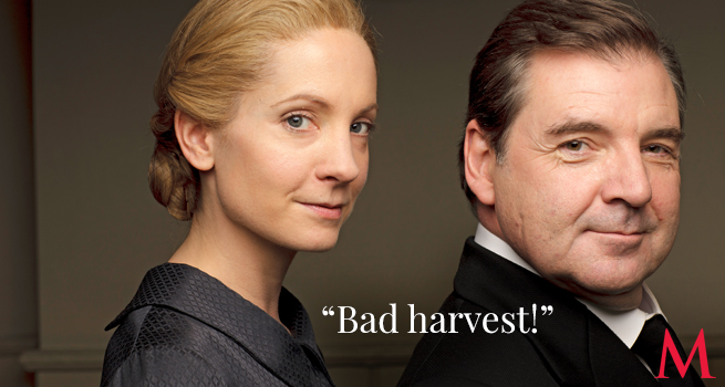 Downton Abbey, Season 6: Recap: Best Quotes from Episode 5 ...