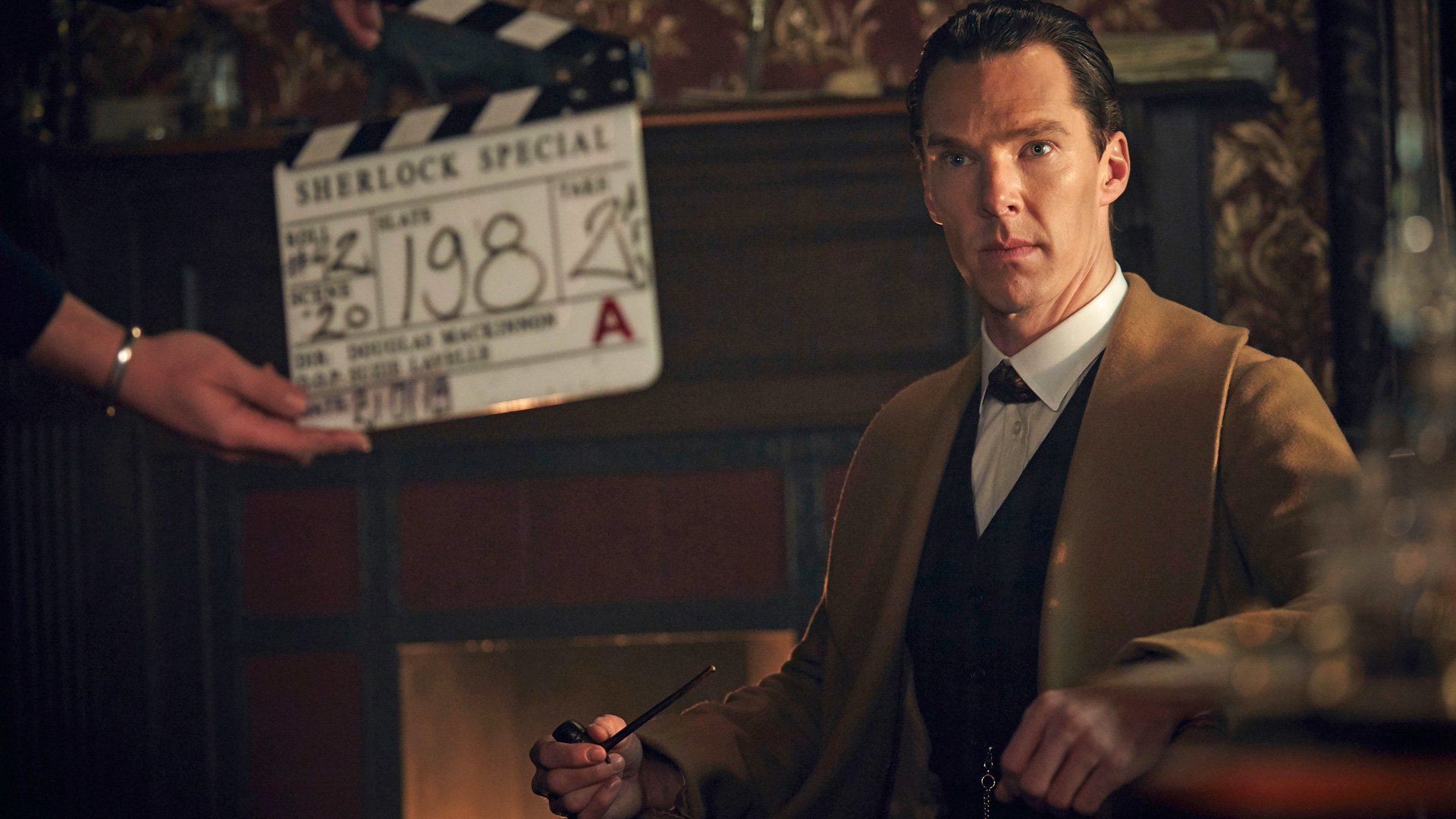 The Sherlock Special, Behind-the-Scenes Slideshow | The Abominable ...