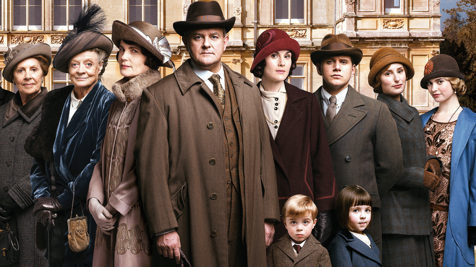 News: Downton Abbey Season 6 Announced | Downton Abbey | Programs ...