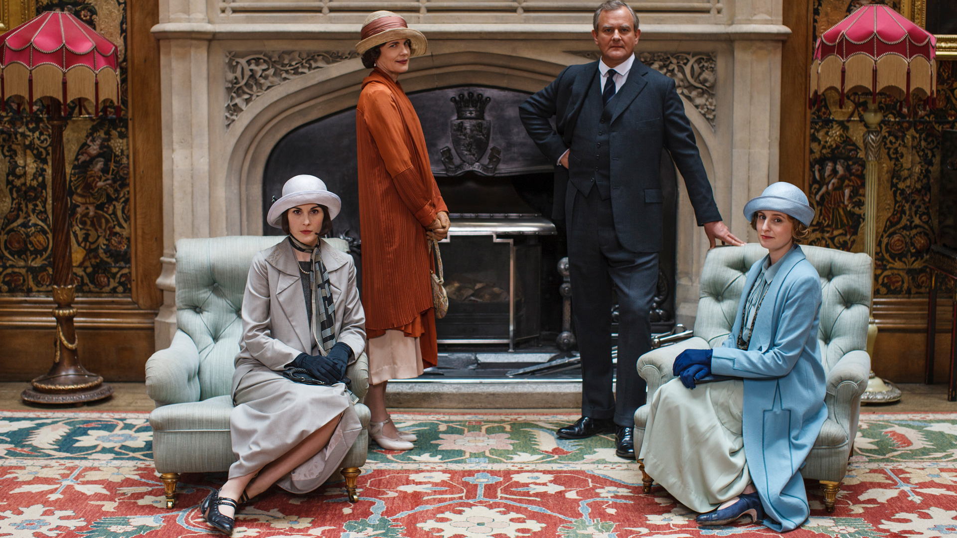 Downton Abbey, Season 6: Celebrate the Final Season | Season 6 ...