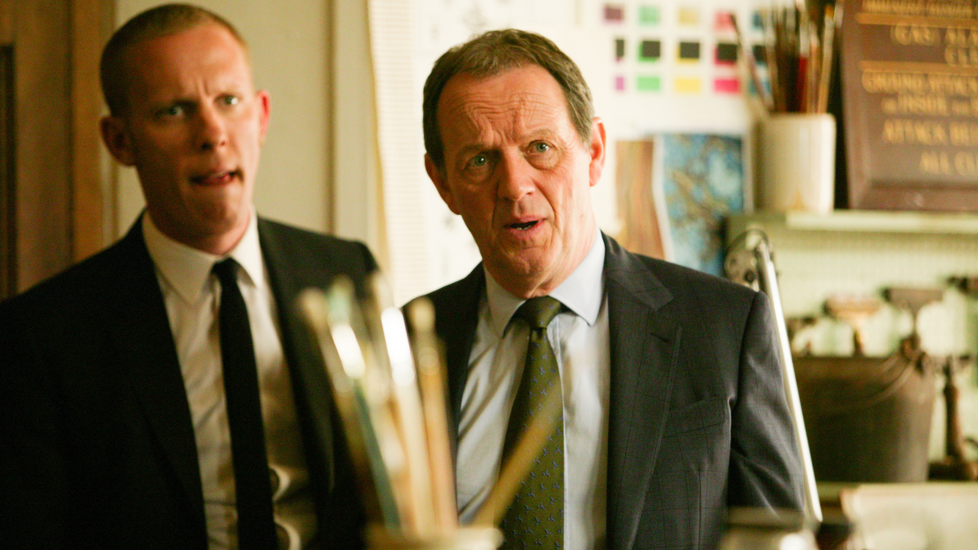Inspector Lewis - Beyond Good and Evil - Episode Review