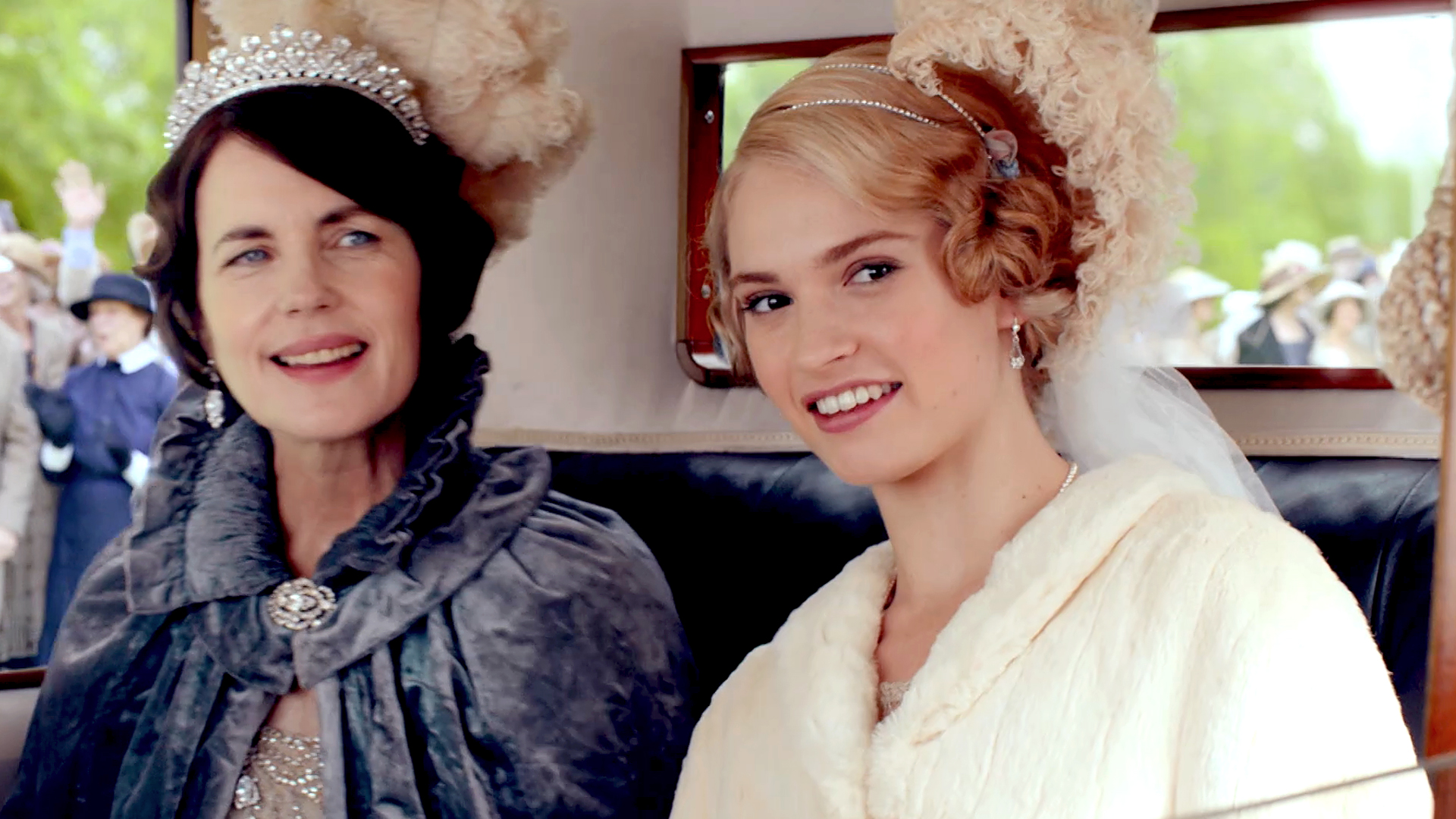 Downton Abbey, Season 4: The Cast and Creators on Episode 8 | Season ...