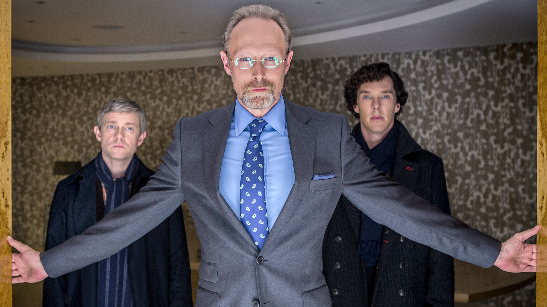 Sherlock, Season 3: Episode 3 Preview | 3. His Last Vow | Season 3 | Sherlock