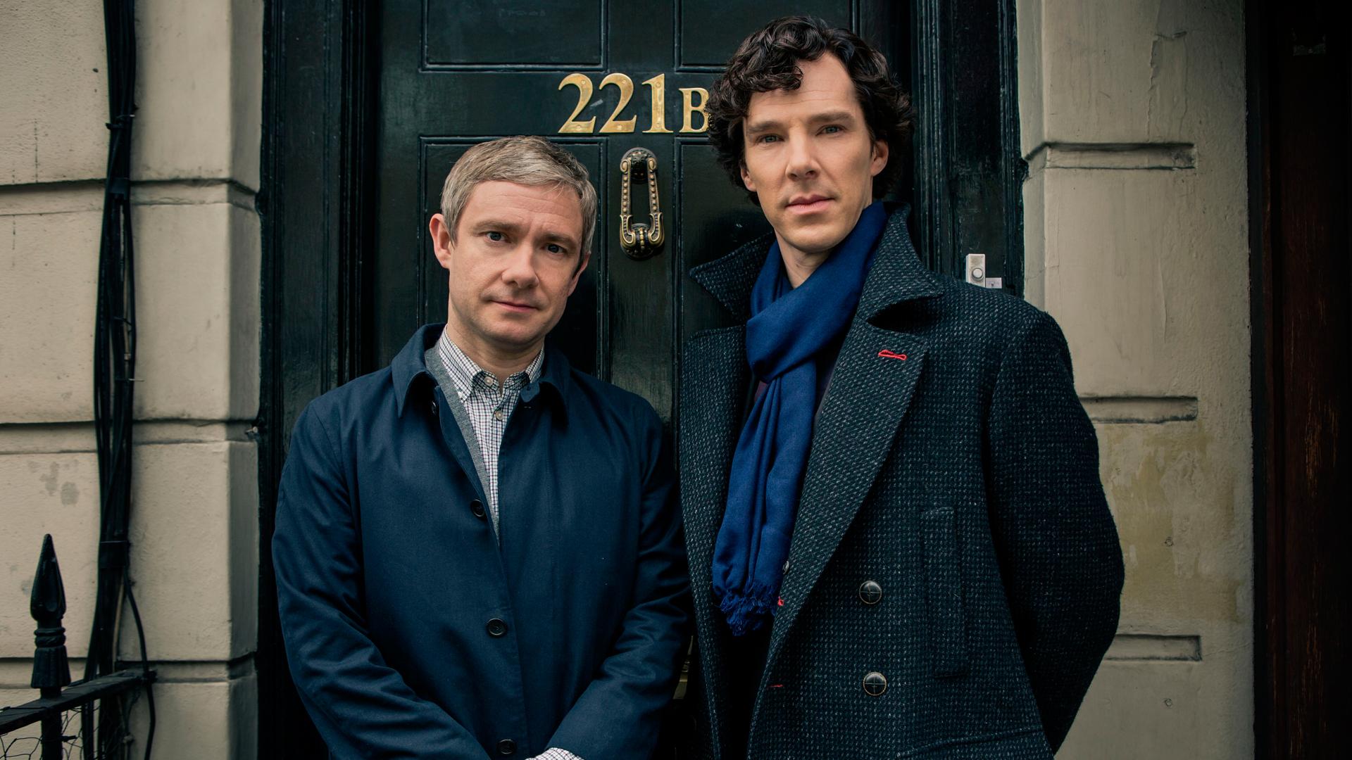 Sherlock Season 3 ( Complete )