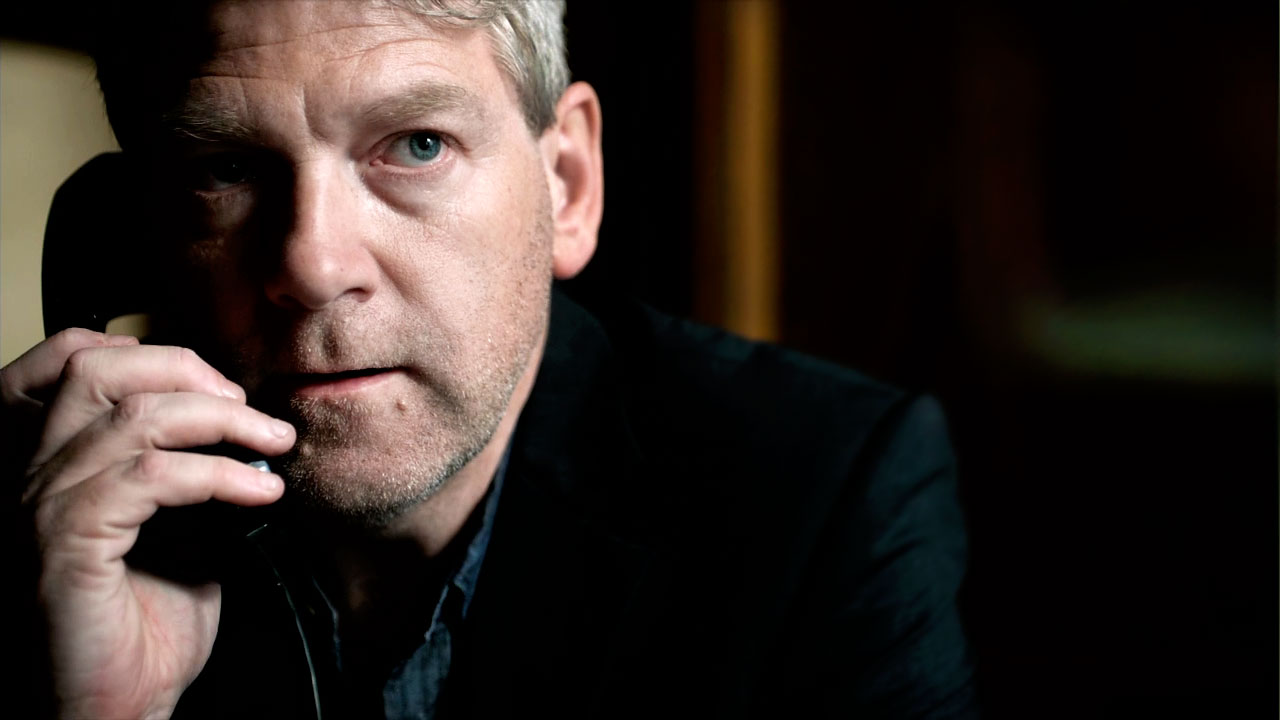 Wallander III: Kenneth Branagh on Wallander | Masterpiece ...