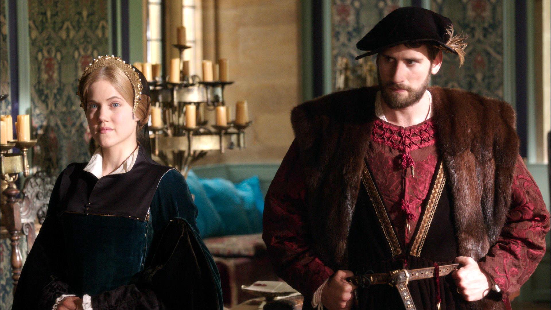 George Boleyn | Character Hub | Series 1 | Wolf Hall ... George Boleyn Tudors