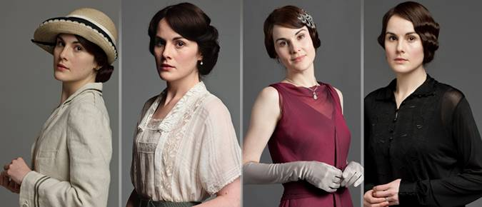 Character Catchup: Lady Mary | Season 5 | Downton Abbey ...