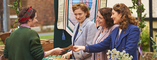 Home Fires, A New Masterpiece Theater Series Based on Britain's Women's  Institute