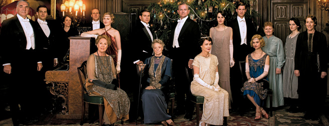 Stream downton abbey